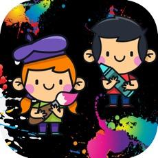 Activities of Kids Coloring Book Fun Game
