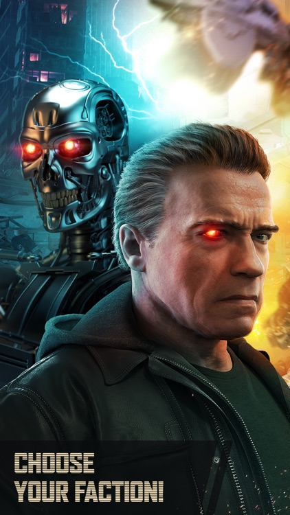 Terminator Genisys: Future War screenshot-0