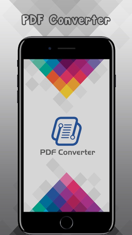 PDF Converter :Convert Images and Documents To PDF