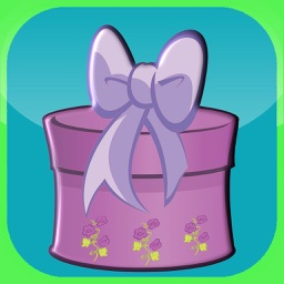 Happy Birthday, Party, Cake & Gifts Stickers