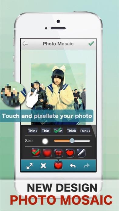 Photo Mosaic MAX screenshot one