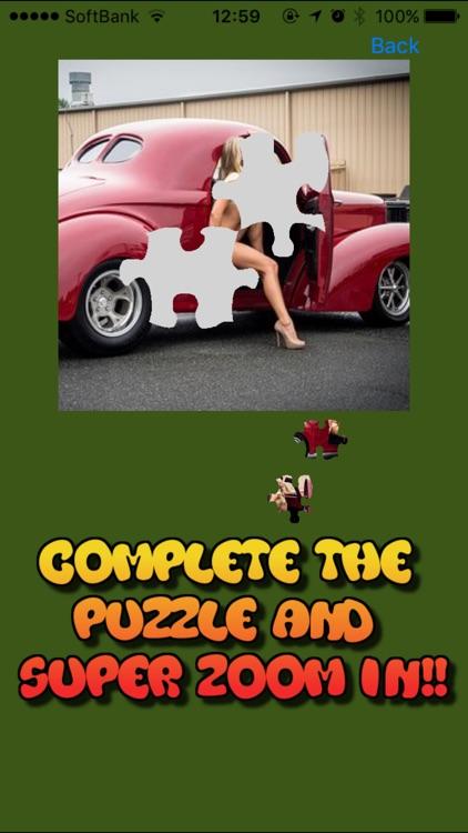 Secret Photo Jigsaw Puzzle Maker screenshot-4