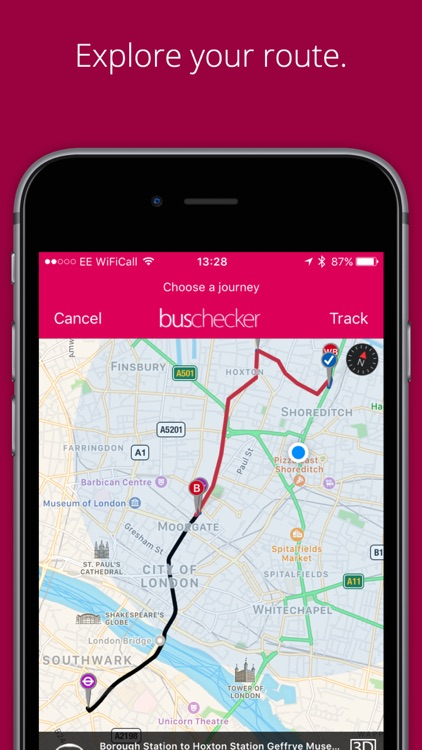 London Bus Checker Premium screenshot-3