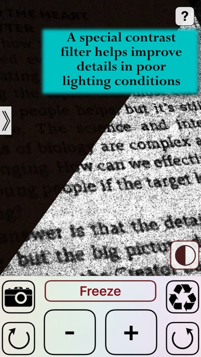 Magnifying Glass app image