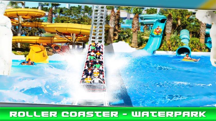 Water Park - Roller Coaster