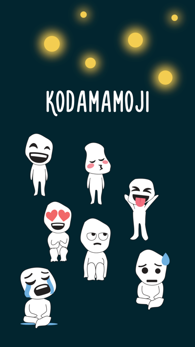 Kodamamoji screenshot one