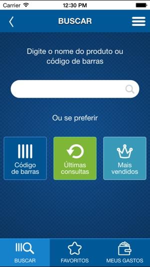 Meus Preços (São Paulo) Screenshot