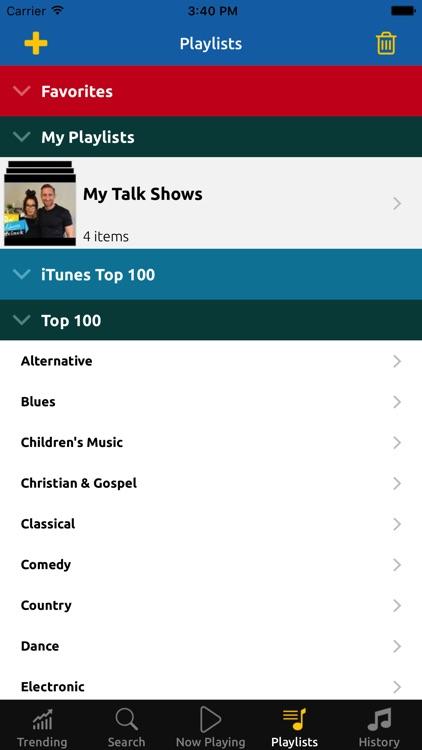 Tubify Trending Video Music Player screenshot-4