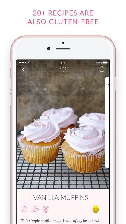 Swedish Baking Dessert Recipes — w/o Egg or Milk screenshot-3