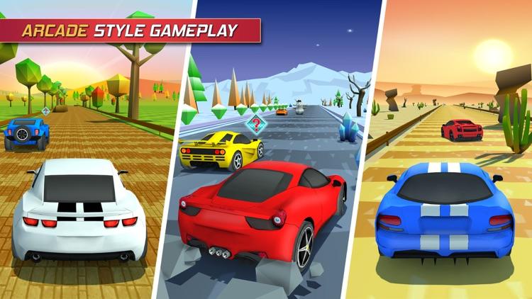 Racing Combat screenshot-3