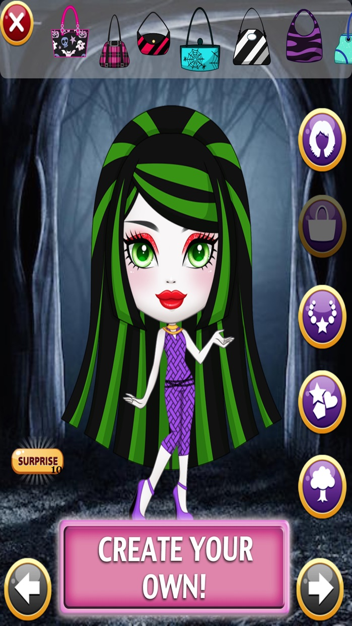 Fashion Dress Up Games for Girls and Adults FREE Screenshot