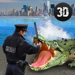 Crocodile Attack: Wild city