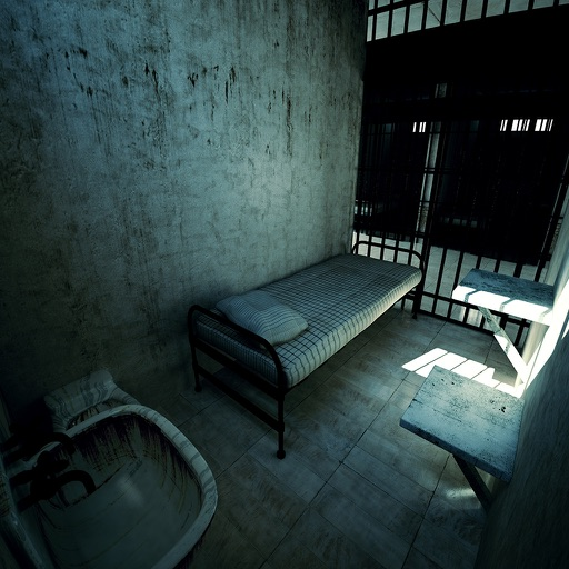 Abandoned Locked Prison Escape iOS App