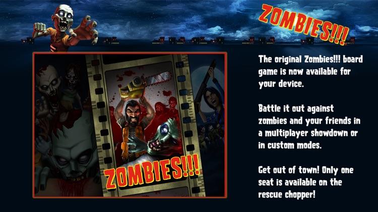 Zombies !!! ® Board Game screenshot-0