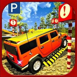 Multi Level OffRoad Parking 3D
