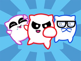 Pillow Fighters are now iPhone stickers