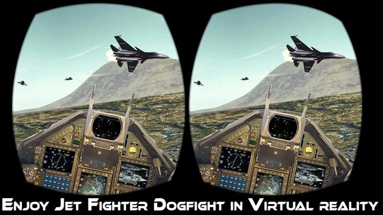VR Jet Fighter Combat Flight simulator game Best by Ahmed Malik