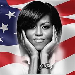 Michelle obama Emoji Stickers
