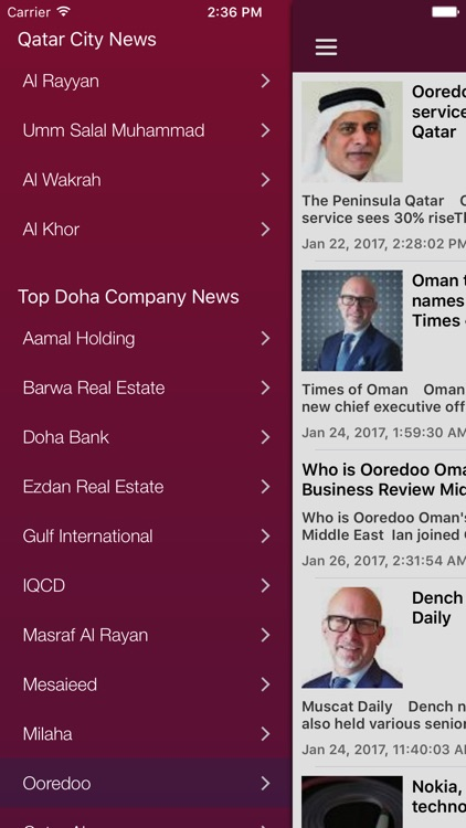 Doha News & Qatar Today Pro Edition screenshot-4