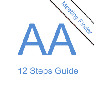 AA 12 Steps Guide - For Alcoholic Anonymous app