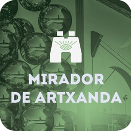 Lookout of Artxanda in Bilbao