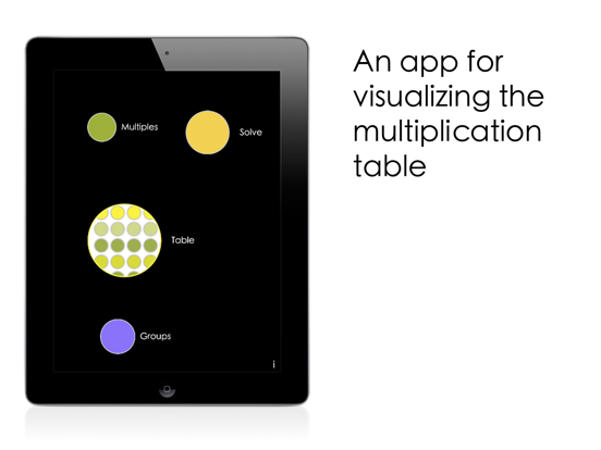 Visual Multiplication Tableのおすすめ画像1