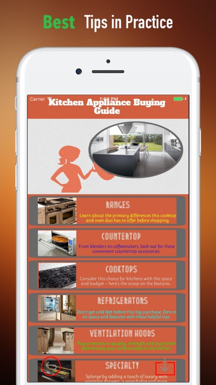 Appliance Buying Guide and Tips screenshot-3