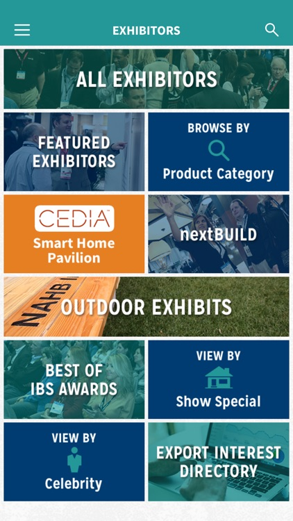 The 2017 NAHB International Builders' Show App