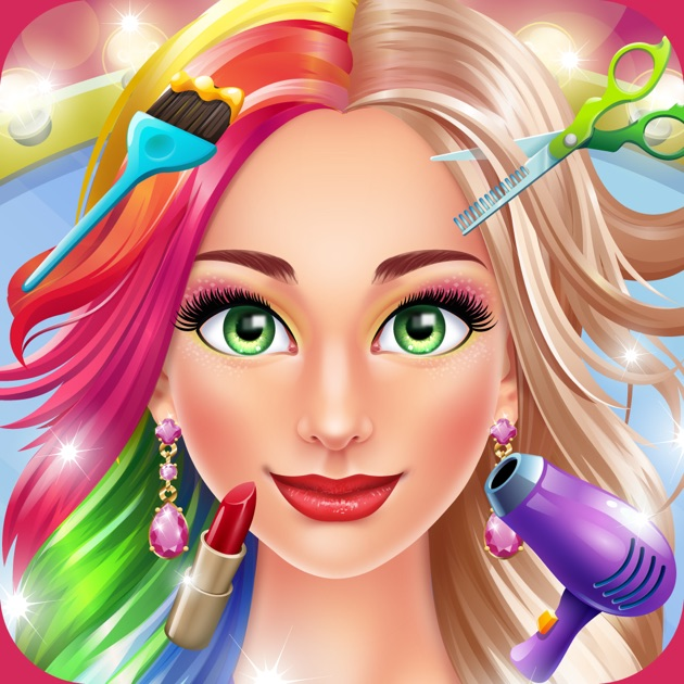 Girls Makeup Makeover And Games: Girls Makeover Party Games For Kids On The