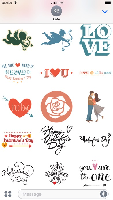 fd1db95952 Related Apps  Cupid - God of Love Sticker - by Bee Lea Teo ...