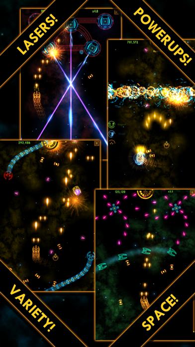 Plasma Sky - a rad retro arcade space shooterのおすすめ画像3