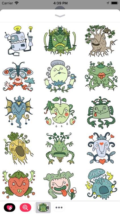 Fantasy Faces