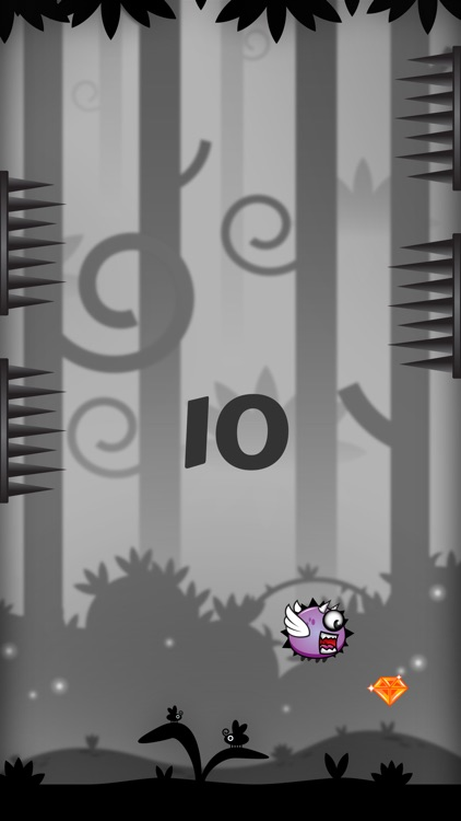 Flappy Bonuce - Don't Touch the Spikes
