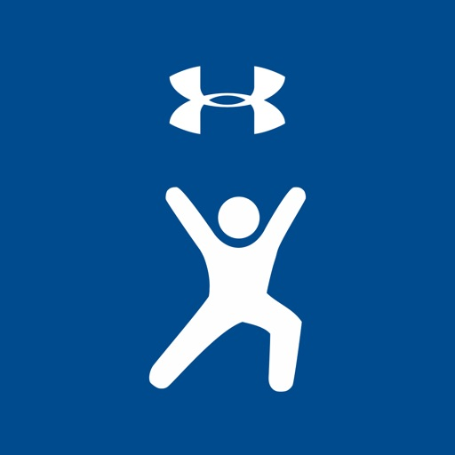Map My Fitness - GPS Workout Trainer & Tracker app logo