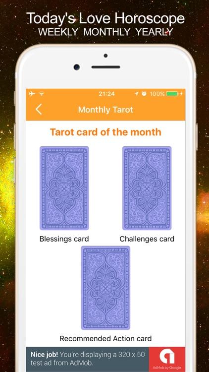 Daily Horoscopes & Tarot Card