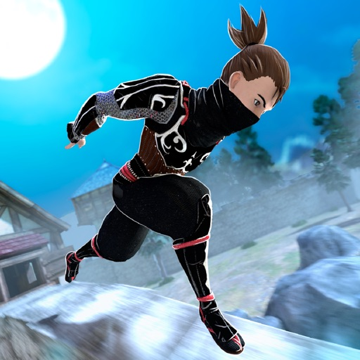 Ninja Creed Run . The Assassin Night
