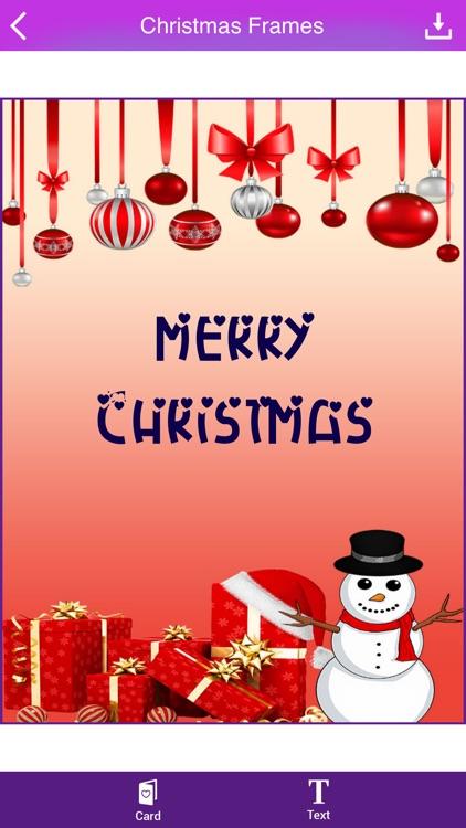 Christmas Greeting Cards 2016