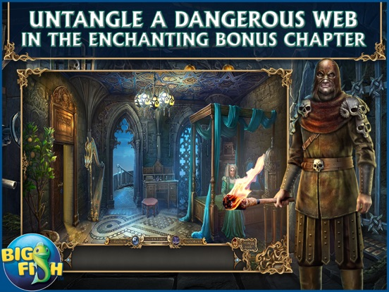 Spirits of Mystery: Family Lies - Hidden Object screenshot 9