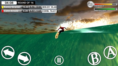 World Surf Tour - BCM Surfing Game Screenshot 5
