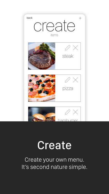 Menu Exp - Restaurant Menu Maker / Creator