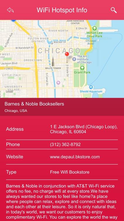 Chicago Wifi Hotspots