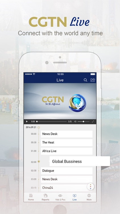 CGTN - China Global Television Network screenshot-3