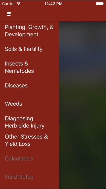 Purdue Extension Soybean Field Scout Preview screenshot-3