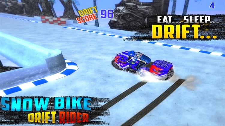 Bike Drift Rider Stunt Race screenshot-4
