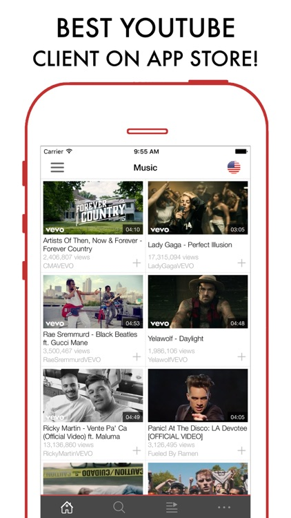 Pro Tuber - Best Music & Video Channel for YouTube screenshot-0