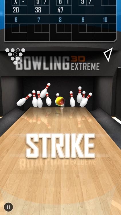 Bowling 3D Extreme screenshot-0