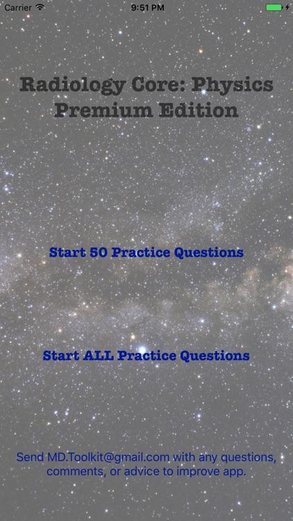 Radiology Core: Physics (Premium Edition) screenshot-4