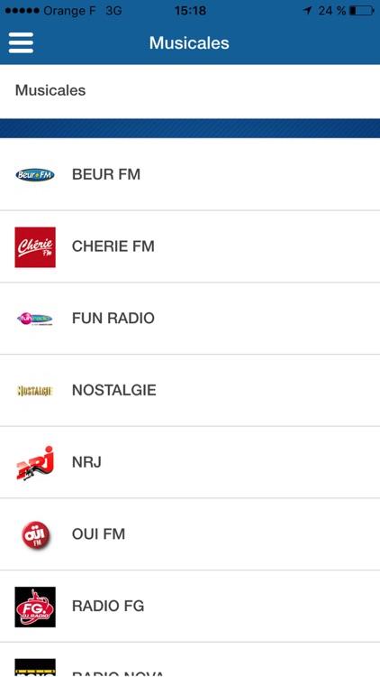 MyWebRadio app image