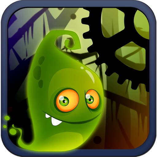 Mr Green - Escape sure death by dodging obstacles iOS App