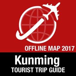 Kunming Tourist Guide + Offline Map